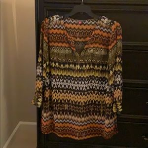 Vince Camuto blouse/tunic